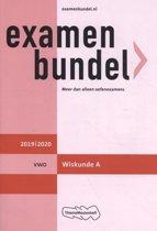 Examenbundel vwo Wiskunde A 2019/2020