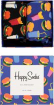 Happy Socks Special Hamburger Giftbox - Maat 36-40