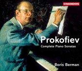Prokofiev: Complete Piano Sonatas / Boris Berman
