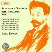 The Preludes Vol 1
