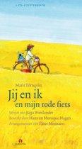 Jij en ik en mijn rode fiets / 1 CD + boek