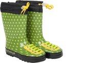 Ducksday Regenlaarsjes Funky Green, maat 26