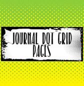 Journal Dot Grid Pages