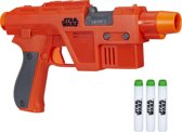 NERF Star Wars The Last Jedi Poe Dameron Blaster