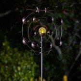 Windspinner solar Boreas - Ø 51 cm x 183 cm
