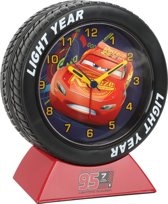 Cars Alarm Clock met Light Year