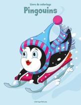 Livre de Coloriage Pingouins 1 & 2