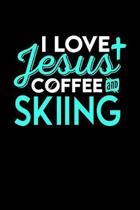 I Love Jesus Coffee and Skiing