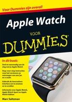 Voor Dummies - Apple Watch voor Dummies