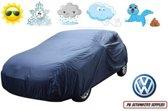 Autohoes Blauw Polyester Volkswagen Fox 2005-2007