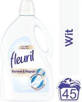 Fleuril Puur Wit Wasmiddel - Vloeibaar - 46 wasbeurten