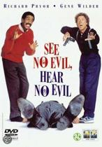 DVD cover van See No Evil, Hear No Evil