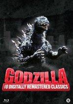 Godzilla: Remastered Classics Limited Edition (blu-ray)
