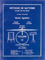 Methode De Batterie Volume 2 Drums