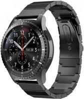 Samsung Gear S3 Classic / S3 Frontier Metalen armband Chain - Black