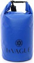 ISAR Waterdichte tas donkerblauw, 20 L