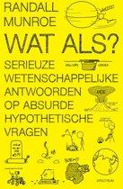 Boek cover XKCD 1 - Wat als? van Randall Munroe (Paperback)