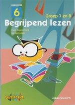 Boek cover Uilenreeks 6 - Begrijpend lezen Groep 7/8 van Frans Couwenberg
