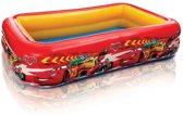 Intex Opblaasbaar Disney Cars zwembad (178x264x53cm)