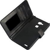 Cyclone cover wallet hoesje Huawei Mate S zwart