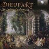 Dieupart: Six Suites De Clavecin