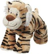 Pluche tijger 22 cm
