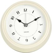 Alarm clock Fifties ivory, BOX32 Design