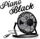 TROTEC USB Ventilator zwart TVE 1D