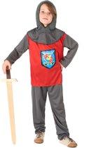 Ridder pak voor jongens - Verkleedkleding - Maat 122/134