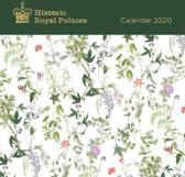 Historic Royal Palaces - Palace Patterns Mini Wall Calendar 2020 (Art Calendar)
