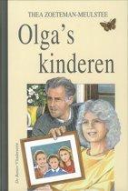 Vlinderreeks - Olga's kinderen