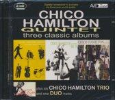 Three Classic Albums Plus (Chico Hamilton Quintet