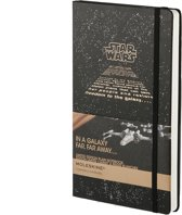 Moleskine Limited Edition Notebook Star Wars - Plain