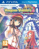 Dungeon Travelers 2: The Royal Library & the Monster Seal /Vita