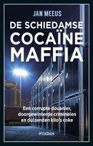 Boek cover De Schiedamse cocaïnemaffia van Jan Meeus (Onbekend)