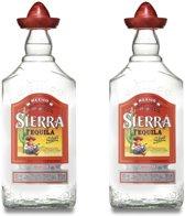 Sierra Silver - 2 x 70 cl