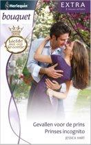 Gevallen voor de prins / Prinses incognito - Bouquet Extra 300, 2-in-1
