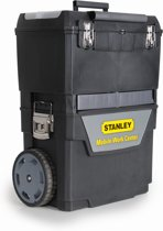 STANLEY 1-93-968 Mobile Work Center - Gereedschapskoffer - 2 in 1