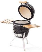 Yakiniku Bamboo zijtafeltjes - 11 inch - Small - Accessoire voor Yakiniku Houtskoolbarbecue