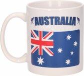 Beker / mok Australische vlag 300 ml