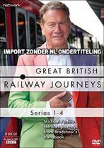 Great British Railway Journeys: Series 1-4 [DVD]