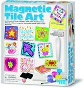 4M Crea Art Magnetische Tegelkunst