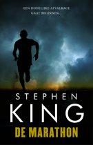 Boek cover De marathon van Stephen King (Paperback)