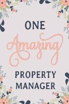 One Amazing Property Manager