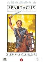 DVD cover van SPARTACUS S.E. (D)
