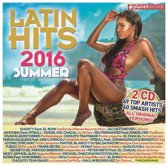 Latin Hits Summer 2016 (2Cd)