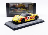 Porsche 918 Spyder 'Weissach-Package' (Kyalami Racing Design) 2015 - 1:43 - Minichamps