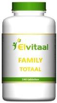 Elvitaal Family Totaal 240 tab