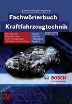 Fachworterbuch Kraftfahrzeugtechnik