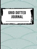 Grid Dotted Journal